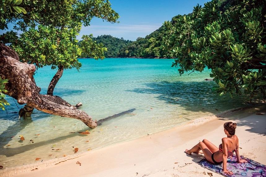 В тайланде какое море название