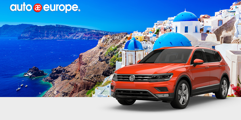 Прокат автомобилей в греции