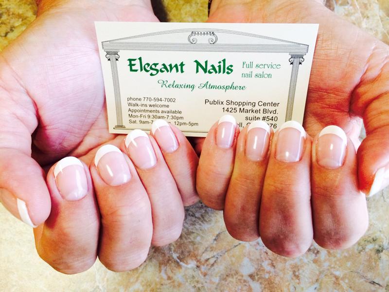 Elegant nails roswell
