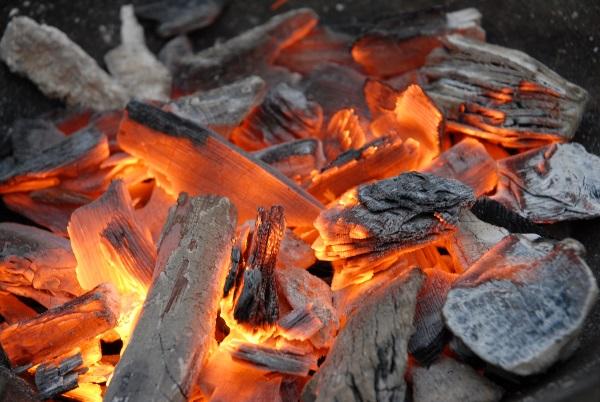 Завод по производству угля древесного
