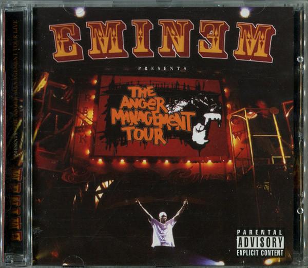 Eminem presents anger management tour