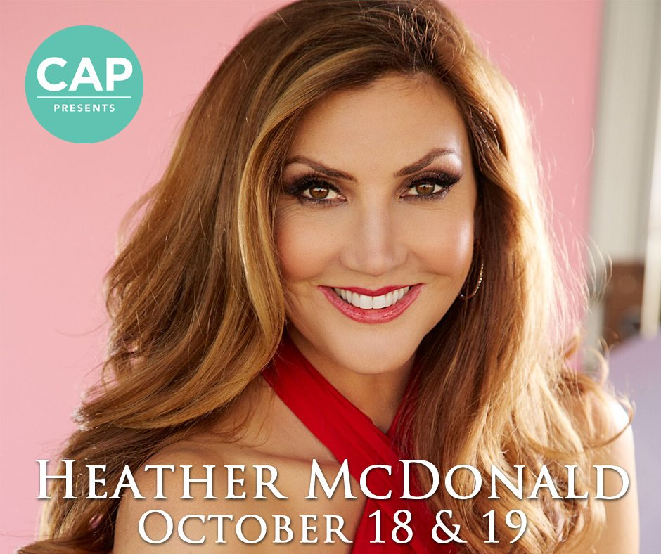 Heather mcdonald tour
