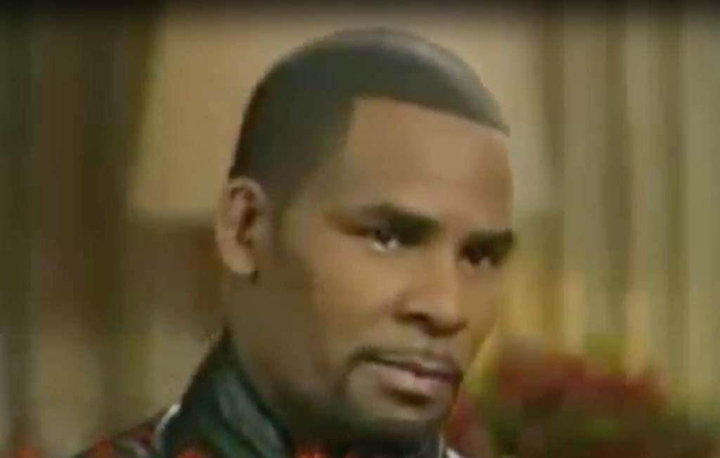 R Kelly Outrageous Celebrity Interview