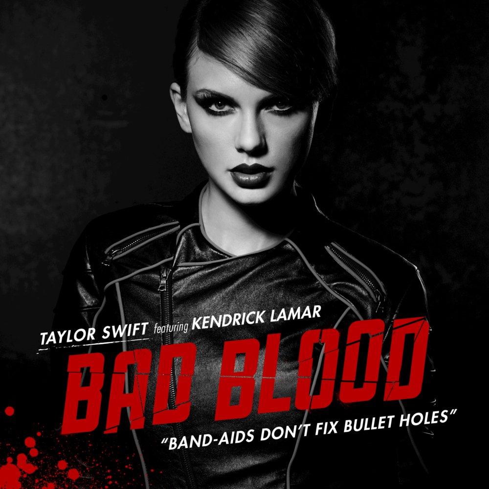 Bad blood lyrics by taylor swift