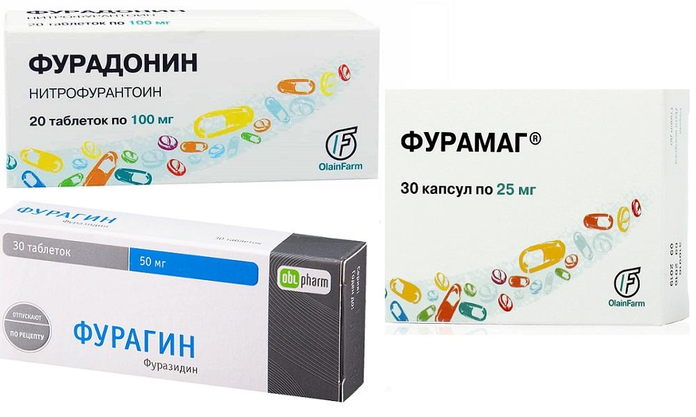 ліки при запаленні органів сечовидільної системи