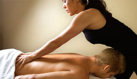 Russian Massage Service Center in Delhi