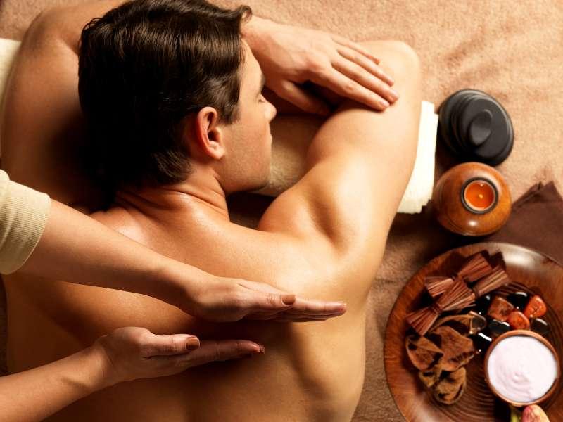 Body Massage center in Delhi