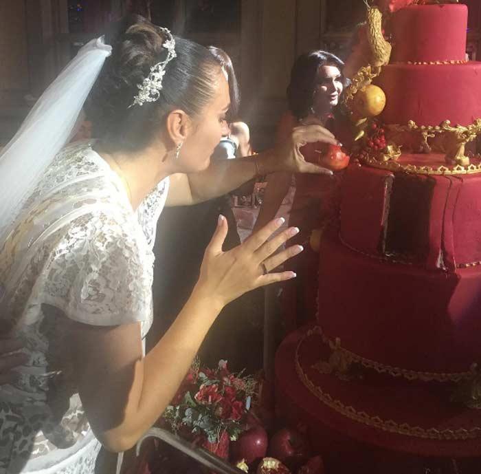Свадьба Ваенги и Садырбаева 7