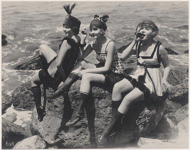 Флэпперы, 1920- х годов. история, смотреть, фото
