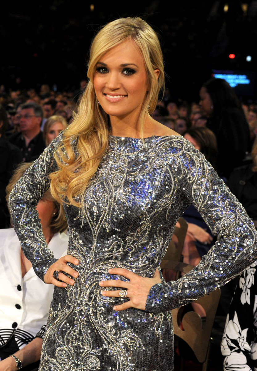Biography carrie underwood