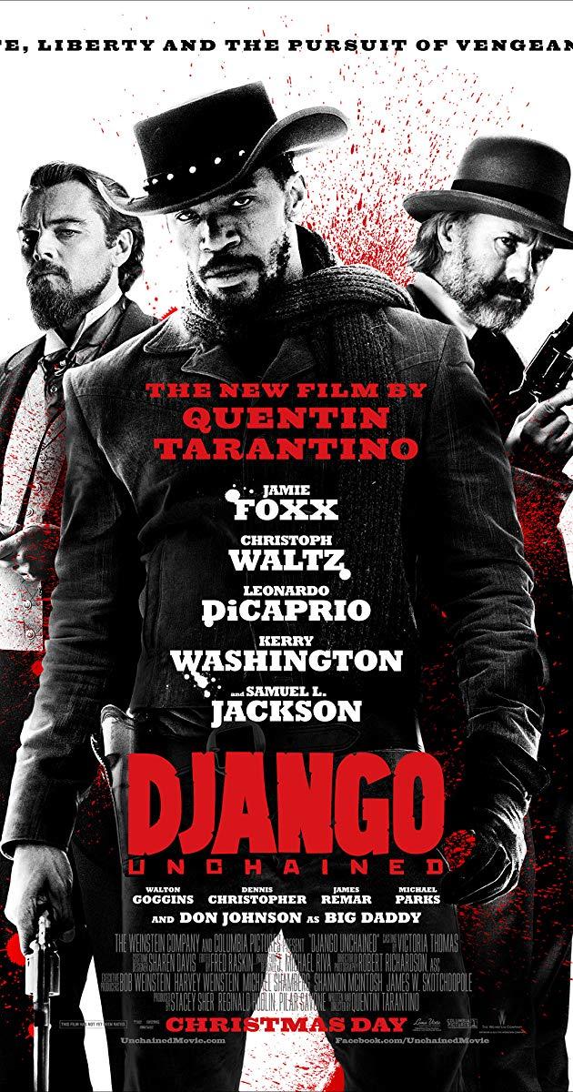 Django jamie foxx dvd
