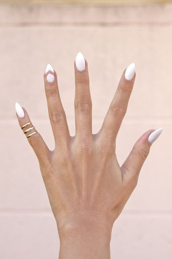 Beautified nails and beauty