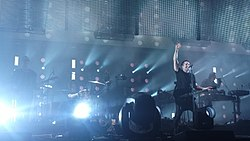 Nine inch nails us tour