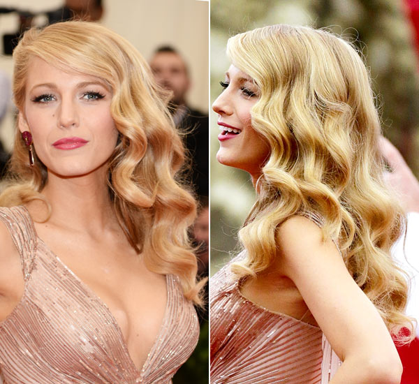 Blake lively met ball 2014