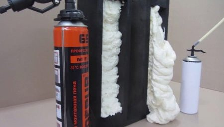 Как отмыть пену монтажную с линолеума