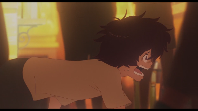 Kyuta - The Boy and the Beast Review