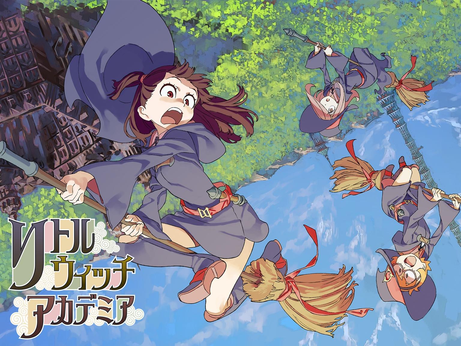 LWA - Best Anime Movies
