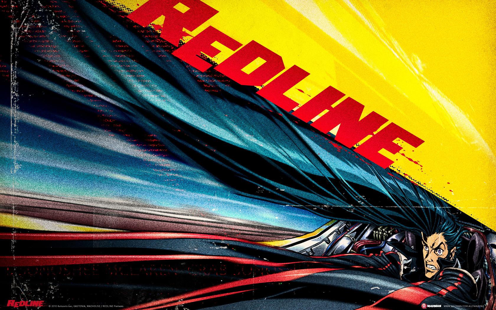 Redline - Best Anime Movies