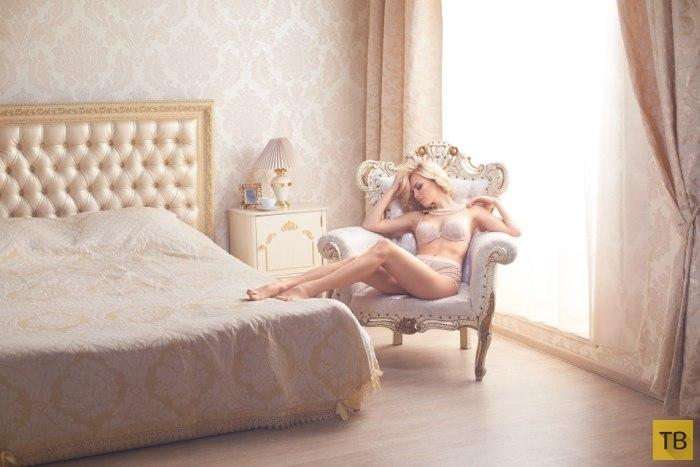 """(18+) Актрисы из популярного сериала """"Кухня"""" (49 фото)"""