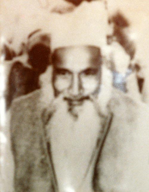 Sri Radhamohan Adhauliya