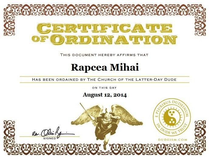 dude diploma