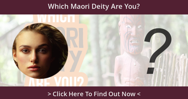 Which Maori Deity Are You?