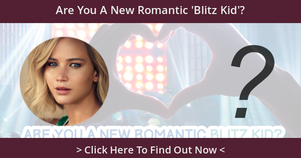 Are You A New Romantic 'Blitz Kid'?