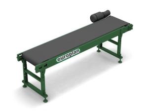 Ленточный конвейер для легких грузов