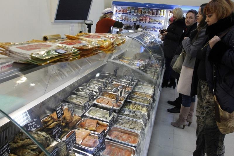 Бизнес план рыбный магазин