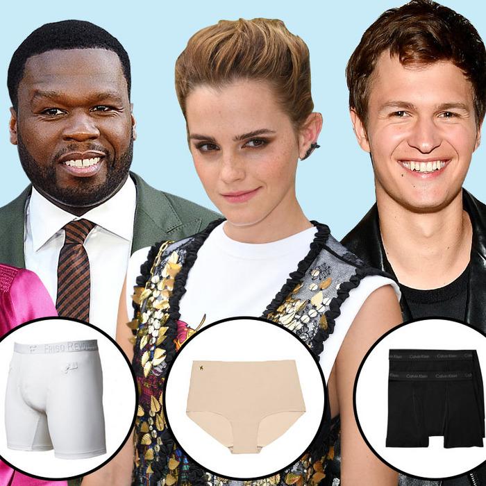 Underwear celebrities wear