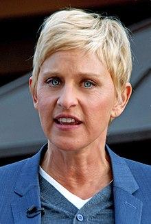Ellen degeneres update