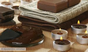 Шоколадное обертывание как делать