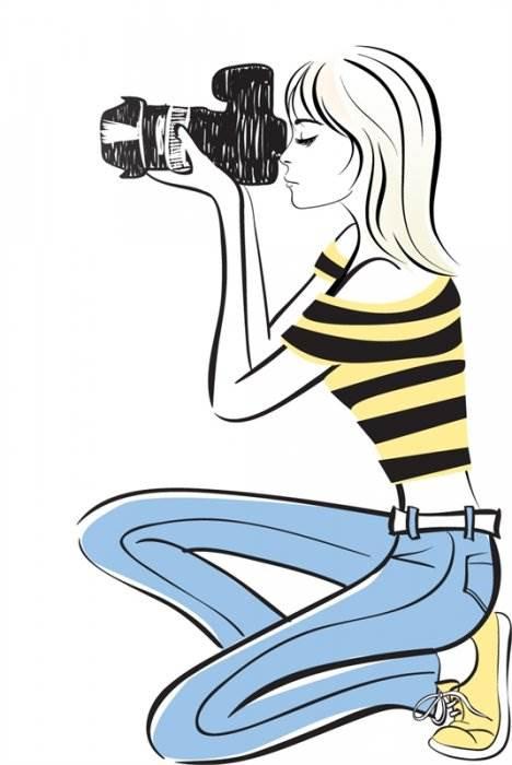 Как фотографу сделать портфолио
