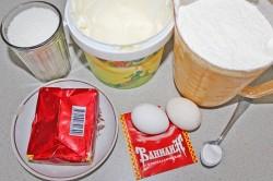 Печенья хризантема рецепт