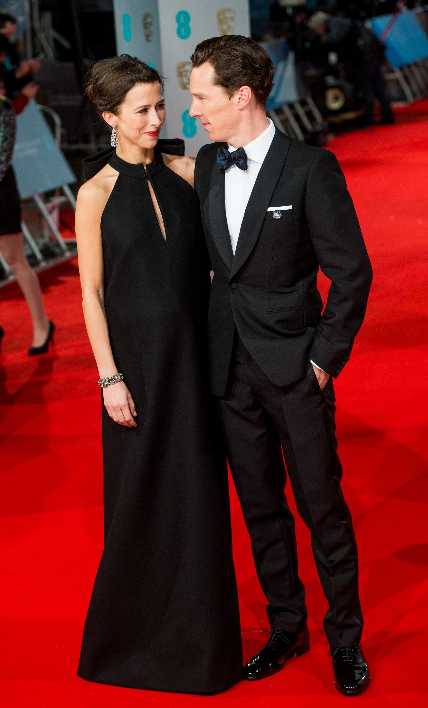 Benedict cumberbatch married