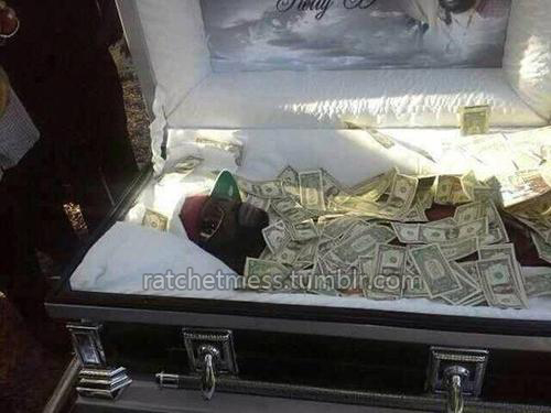 Coffin pictures of celebrities