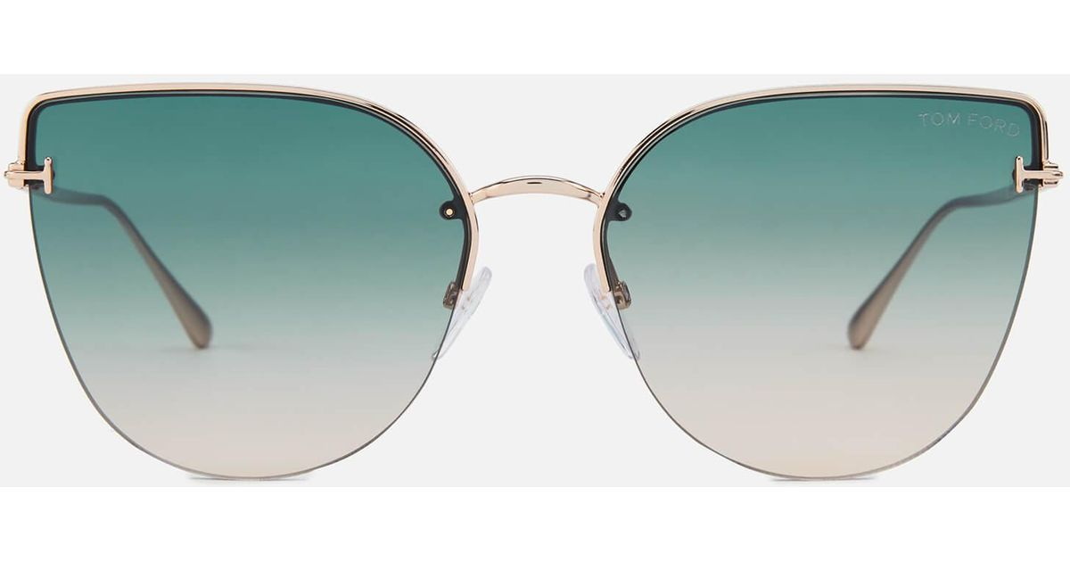Tom ford ingrid sunglasses celebrities
