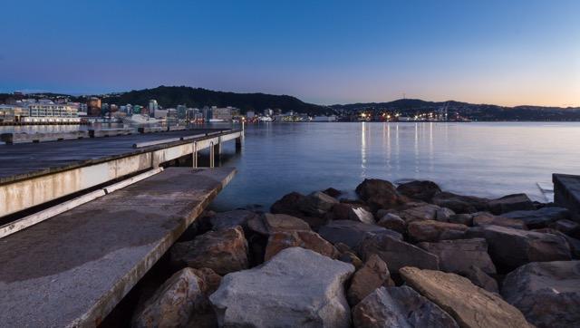 Just Paterson - Wellington City