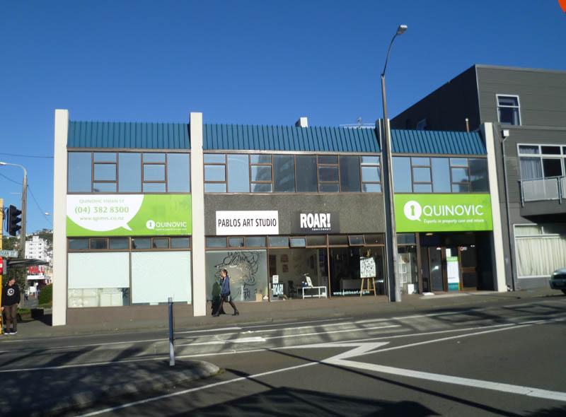 Quinovic Property Management - Vivian Street, Wellington