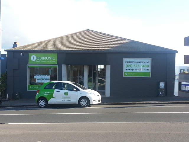 Quinovic Property Management - Mt. Eden, Auckland