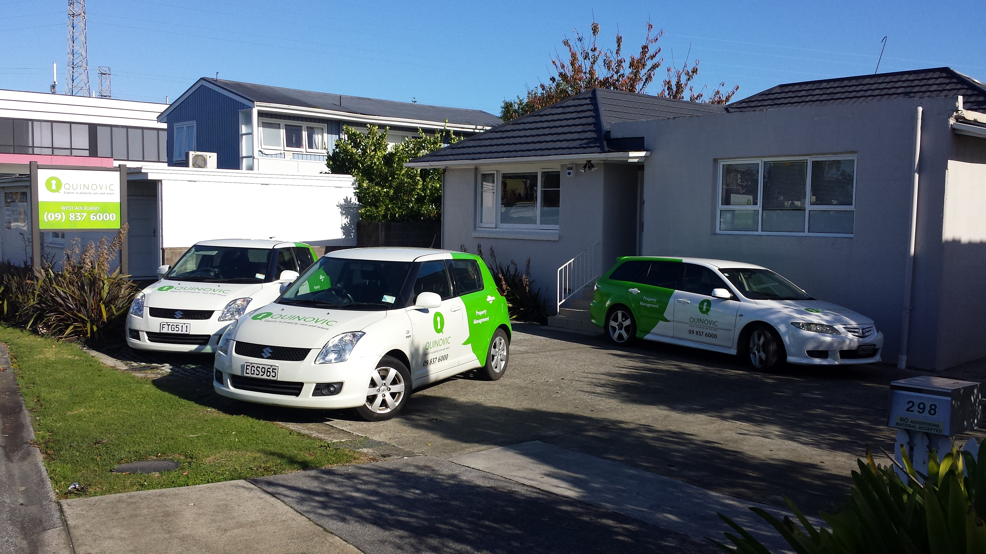 Quinovic Property Management - Millwater, Auckland