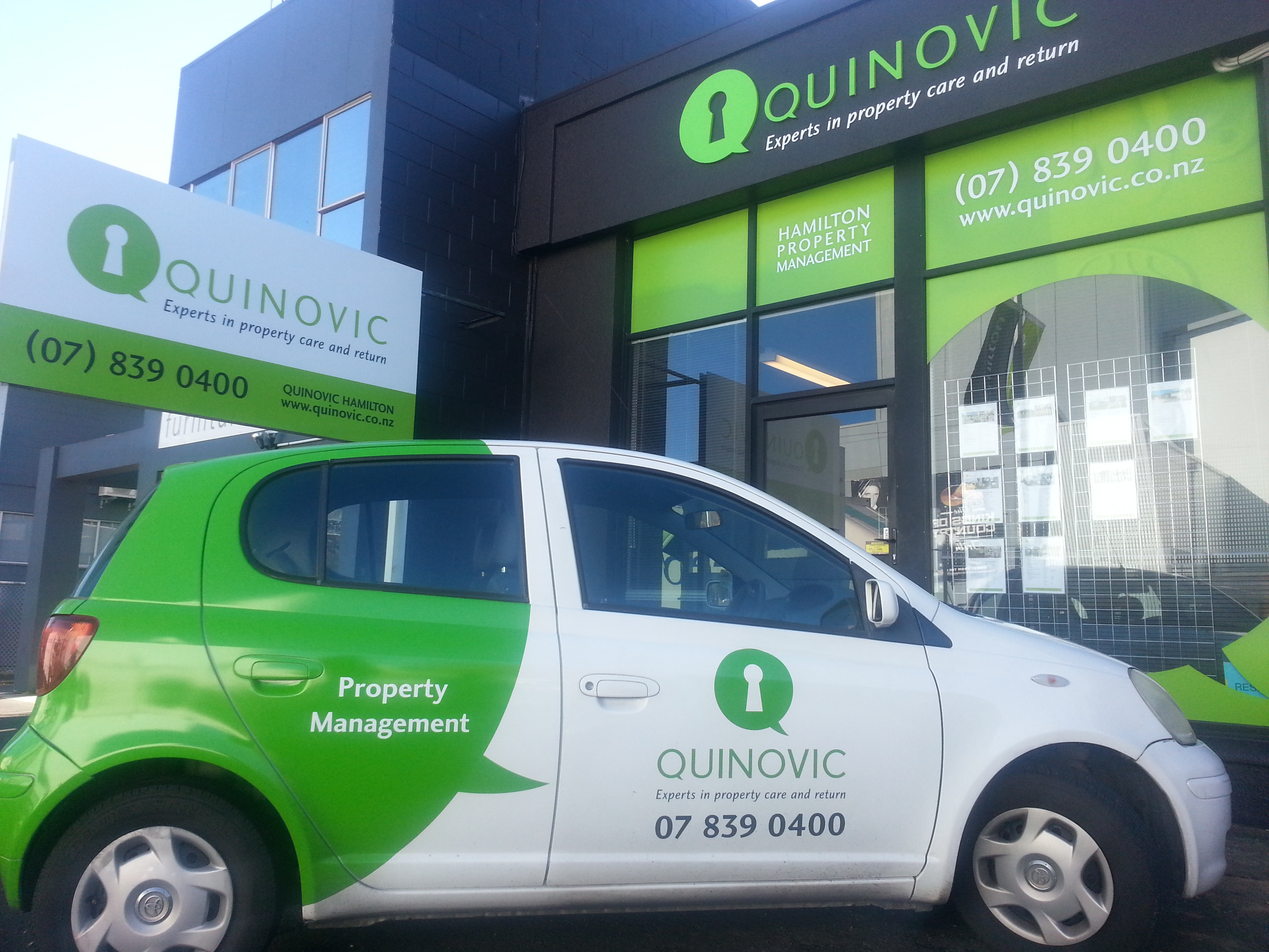 Quinovic Property Management - Hamilton, Waikato