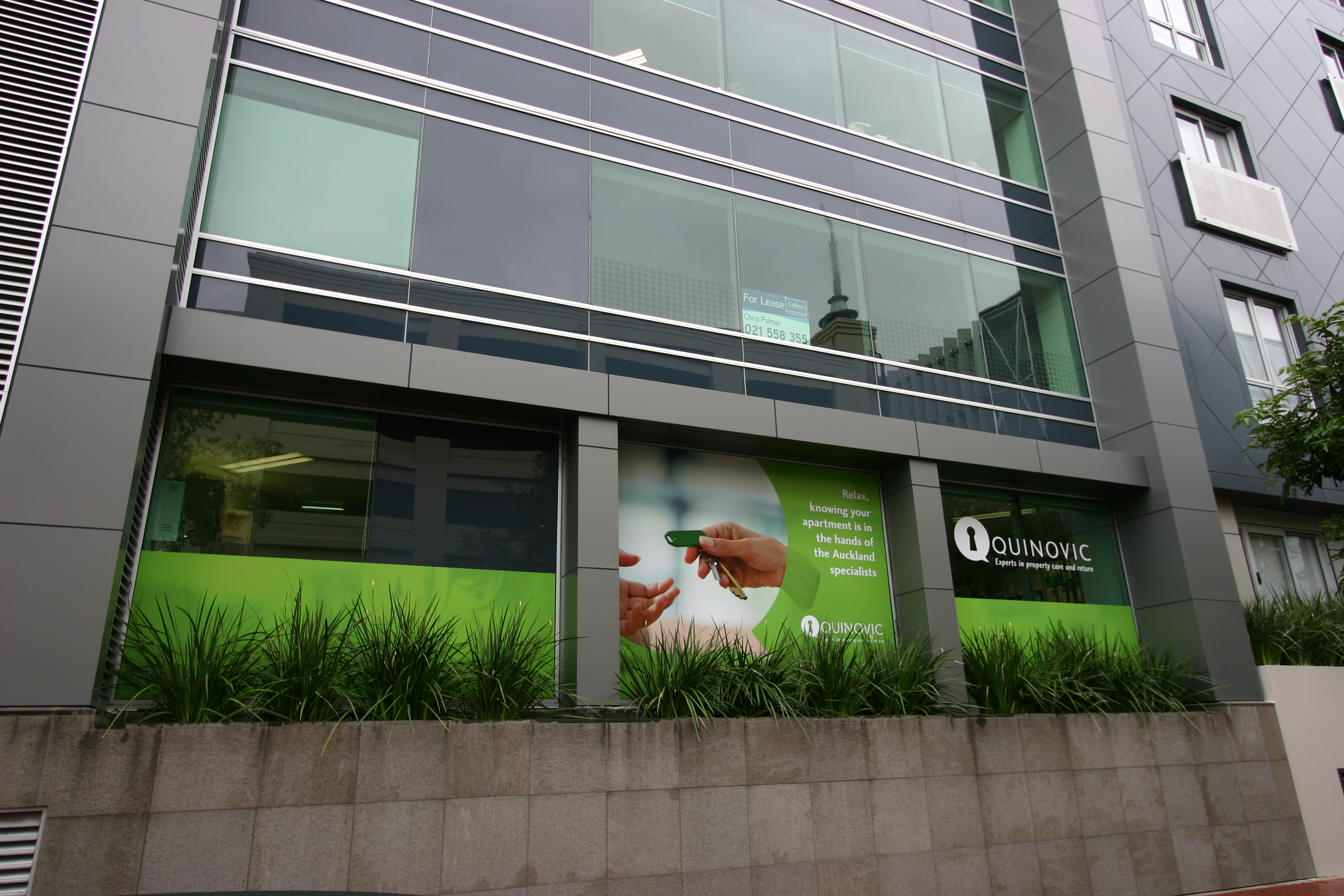 Quinovic Property Management - Apartments Online, Auckland