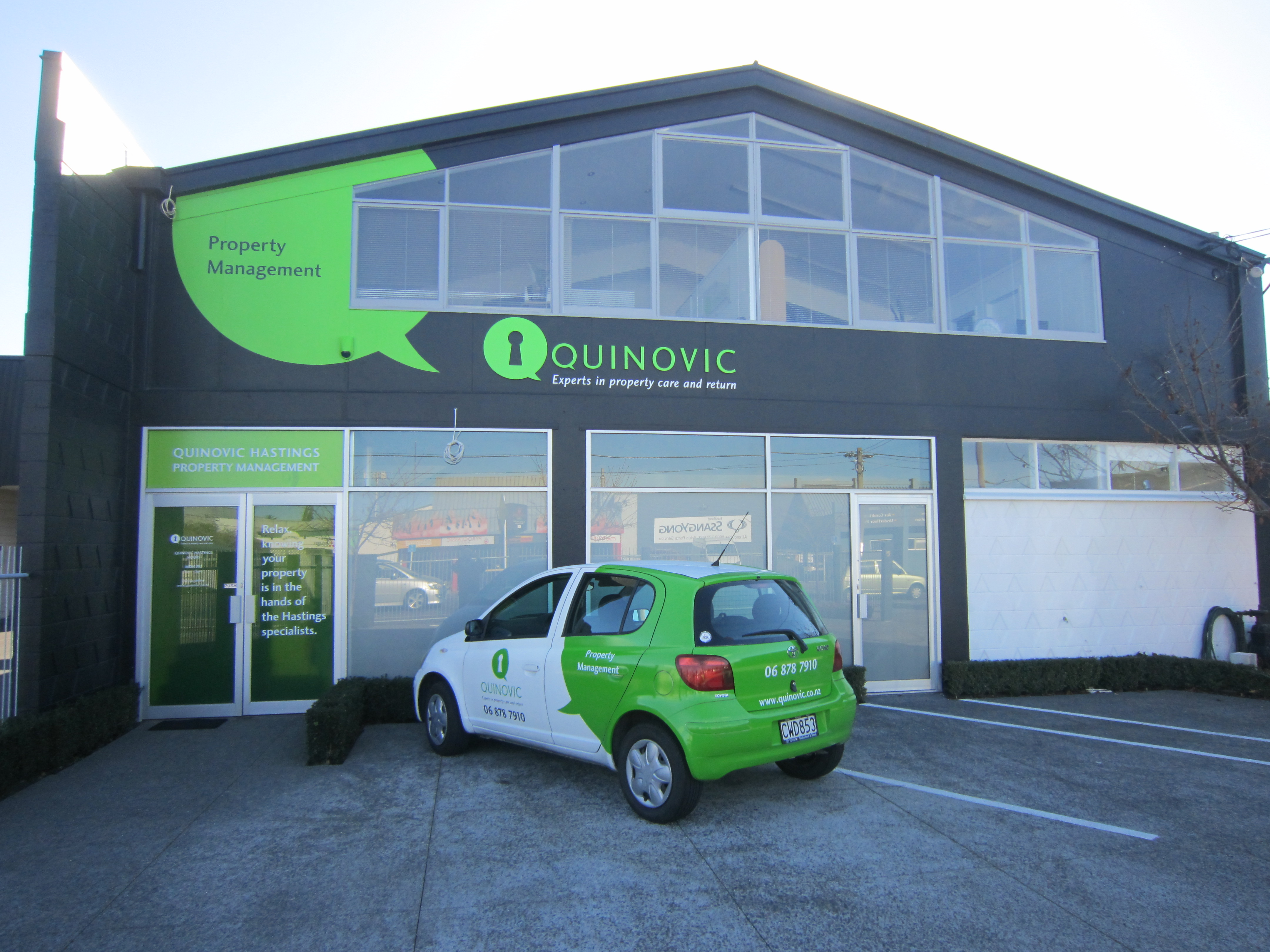 Quinovic Property Management - Hastings, Hawkes Bay