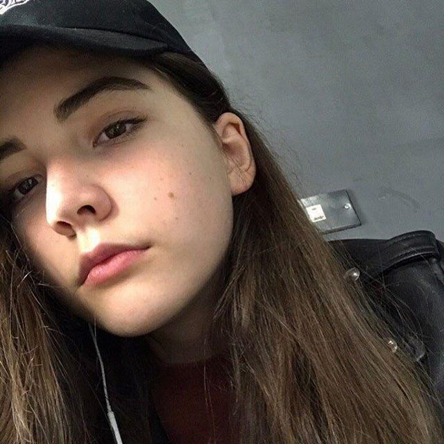 Teen model vk