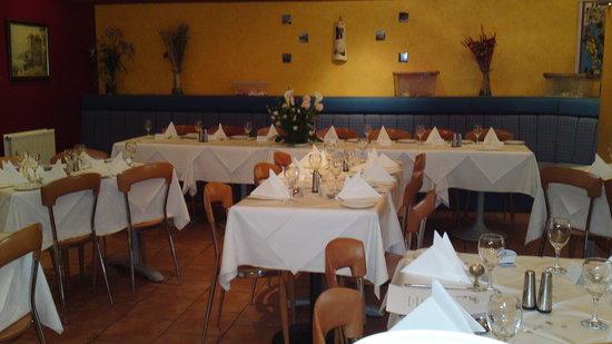 La ciociara italian restaurant stirling