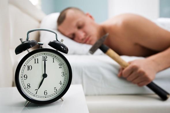 Как выспаться за 5 минут