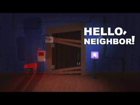 Hello neighbor roblox