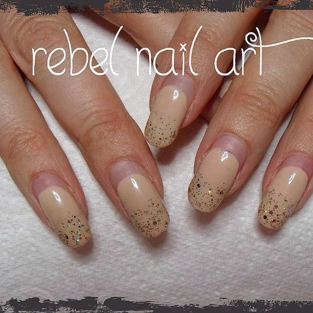 Gelish natural nails