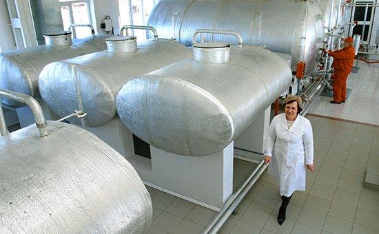 Производство этилового спирта завод